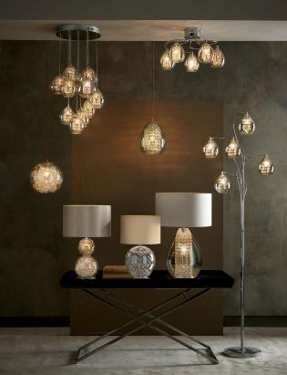 Add A Little Glamour To Those Dull Nights With NEW Lighting