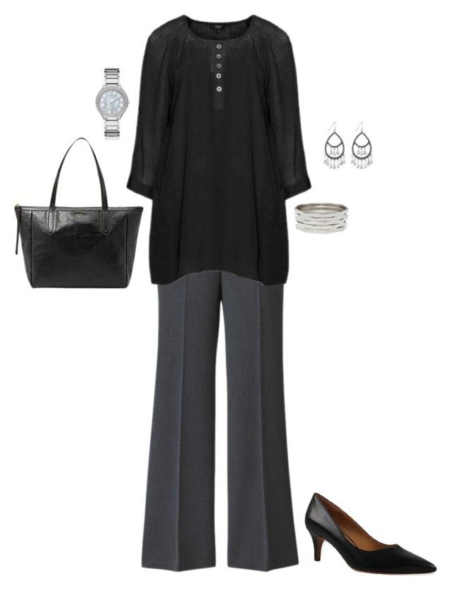 """Plus Size Career Outfit"" by jmc6115 on Polyvore"