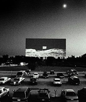 Drive In w/ my Dad right in my town... 2nd last one we had up through the 90s when they finally took it down. There's one left.;)