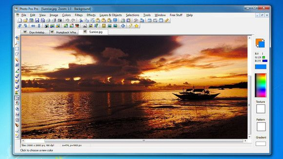 Best 10 Free Photo Editors