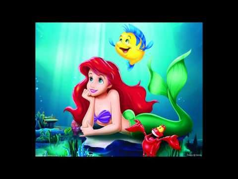 The little mermaid - Under the sea instrumental (2) - La sirenita - bajo...