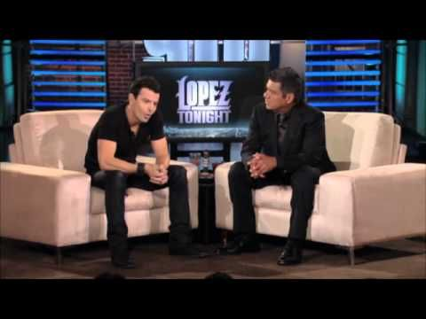 Lopez Tonight Video - EXCLUSIVE  Jordan Knight Fan Ques.. love this
