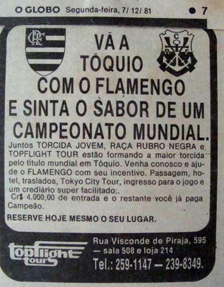 """Bruno Nin on Twitter: """"Imagina a pilha da galera pra ver o Flamengo Campeão do Mundo? https://t.co/qdycFXkmBW"""""""
