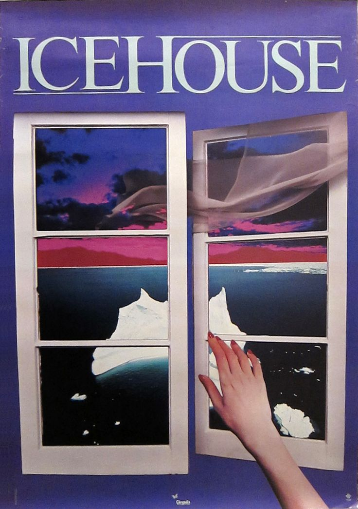 Icehouse promo poster (23 x 33)