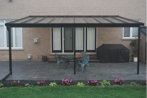 Ontario Patio Covers Talks About Aluminum Patio Awnings