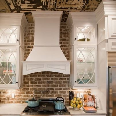 White Kitchen Exhaust Hoods 9 best custom wood range hoods images on pinterest | custom wood