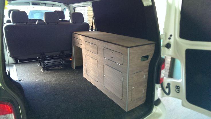 My removeable kombi camper - VW T4 Forum - VW T5 Forum