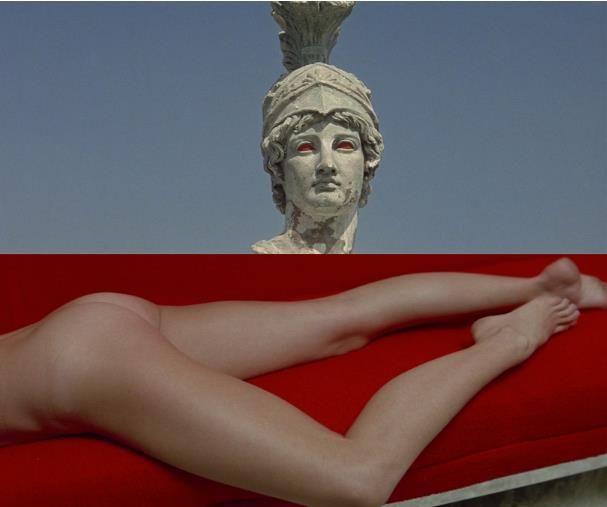 Le mépris, Jean-Luc Godard