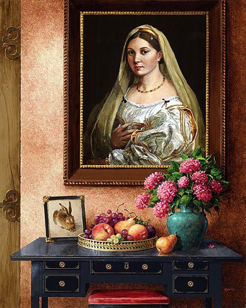 Il mondo di Mary Antony: Gli interni di Jenness Cortez