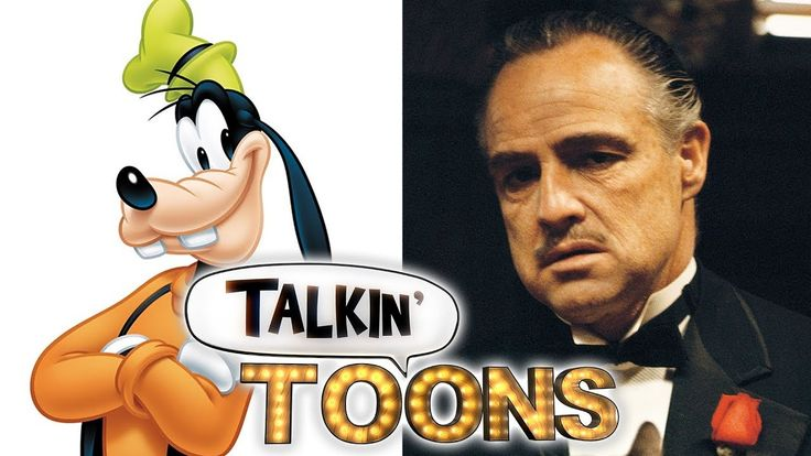 Goofy Is the Godfather! (Talkin' Toons w/ Rob Paulsen)