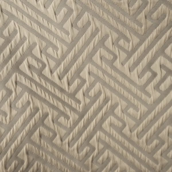 Arta Driftwood Gray Woven Greek Key Design Upholstery   SW53501   Discount  Fabrics