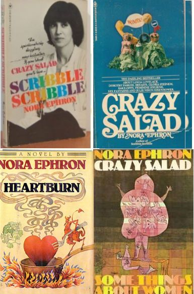 Why musician Krista Wodelet loved Nora Ephron's essay collection Crazy Salad