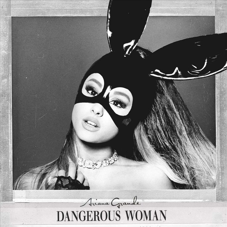 Ariana Grande - Dangerous Woman [Explicit Lyrics] (CD)