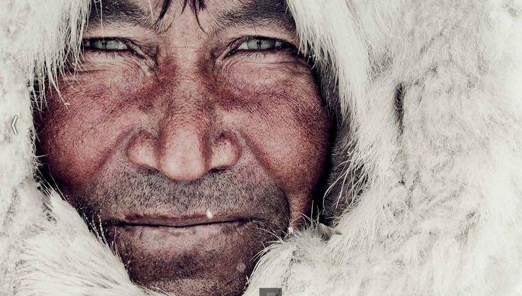 Jimmy Nelson_book-Η ανακάλυψη των κοιτασμάτων πετρελαίου και φυσικού αερίου στη δεκαετία του 1970 και η επέκταση υποδομών στη χερσόνησο Γιαμάλ,απειλεί τον τρόπο ζωής των Nenets.