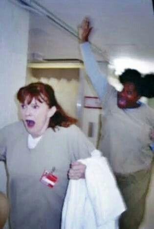 #Oitnb #Judy King #Black Cindy #Alison #Season 4
