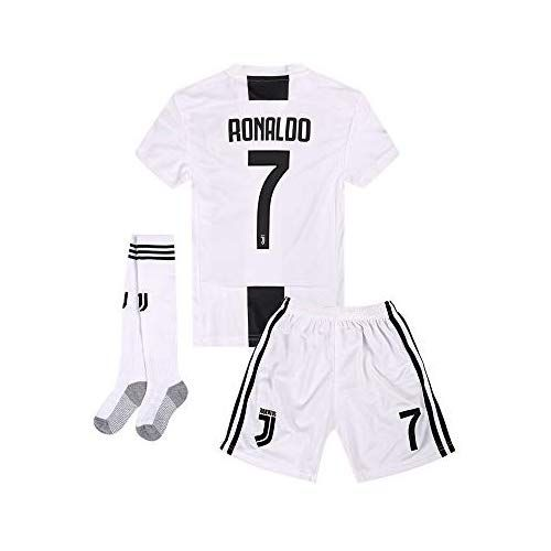 sports shoes 13f98 c893d SALLARM Juventus (Juve) #7 C Ronaldo Kids/Youth Soccer ...