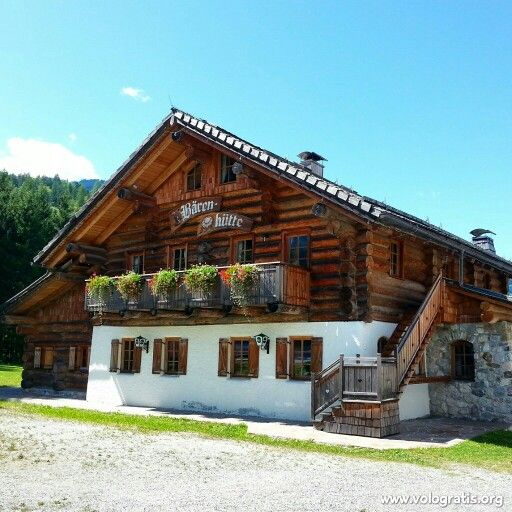 Casa tipica austriaca