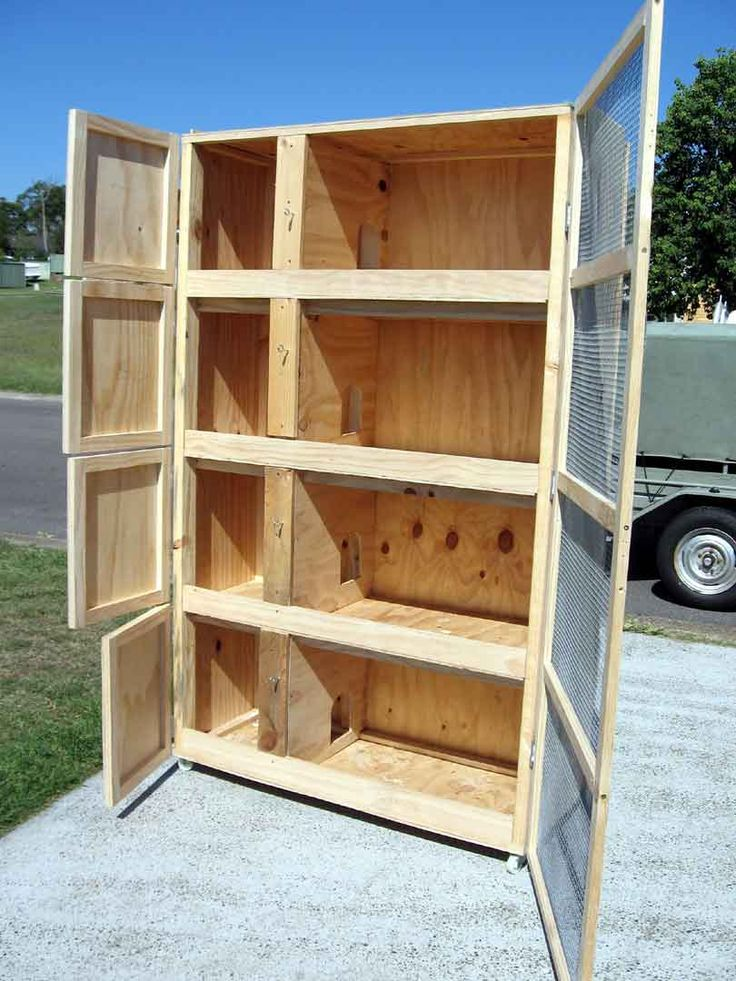 Solid Bottom Rabbit Cages Google Search Chicken Coops