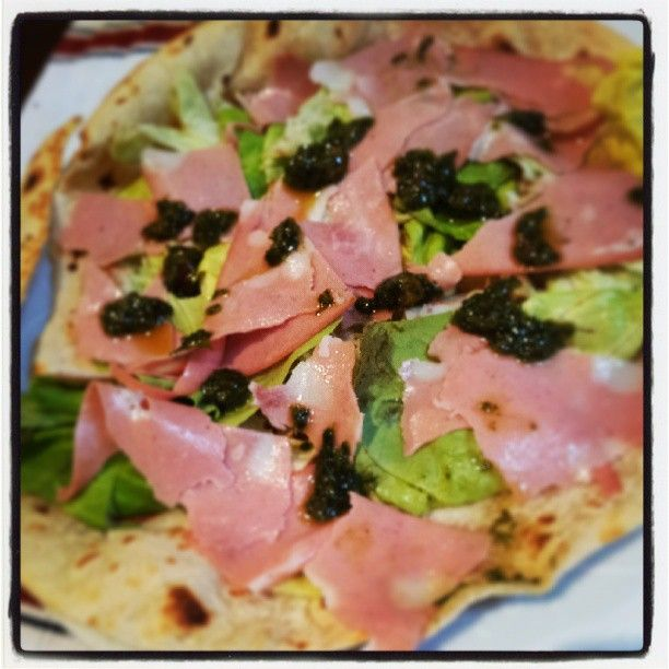 Great photo about Piadina by sarahfoxyz. So delicious!! :D