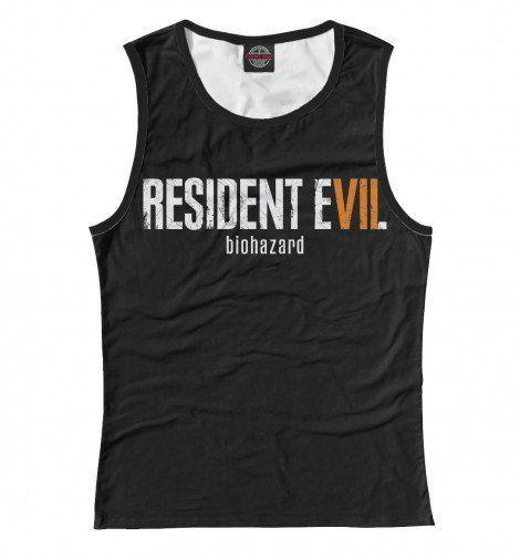 Майка Print Bar Resident Evil 7: Biohazard