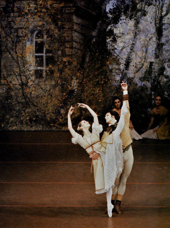 Paul Chalmer answers the Gramilano Questionnaire… Dancers' Edition - Paul Chalmer as as Lensky with Marion Jager as Olga in Onegin – Stuttgart Ballet