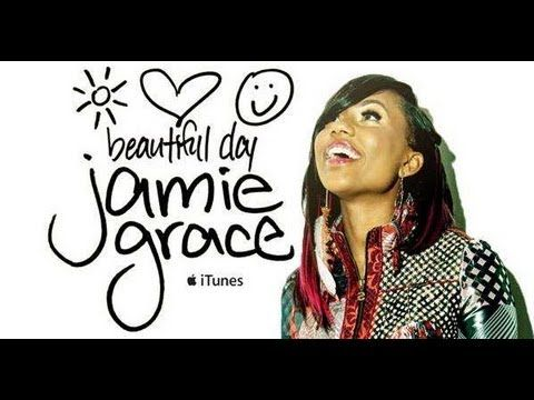 It's A Beautiful Day - Jamie Grace (with lyrics) Maggie i want to do this for my drama for junior talent