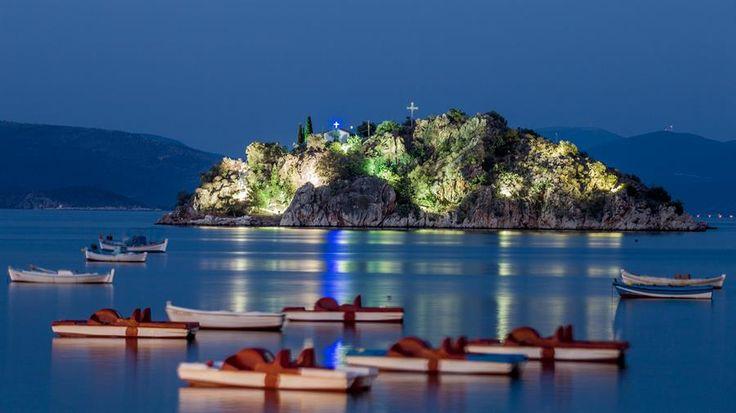Greece, Tolo, Koronis
