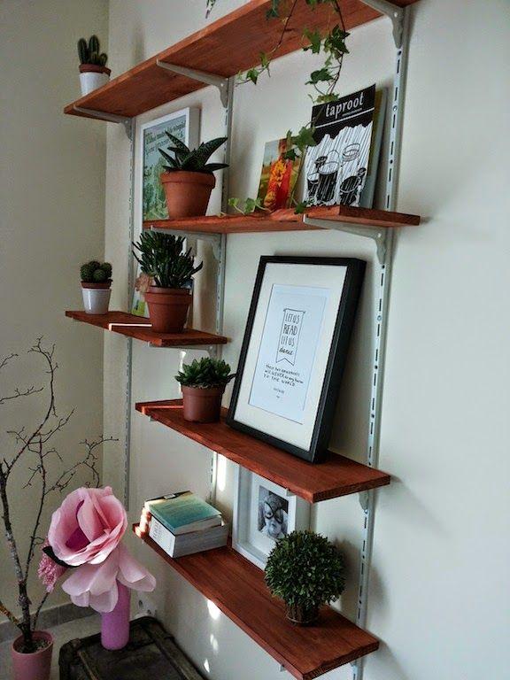 les 25 meilleures id es de la cat gorie cr maill re tag re sur pinterest tag re avec. Black Bedroom Furniture Sets. Home Design Ideas