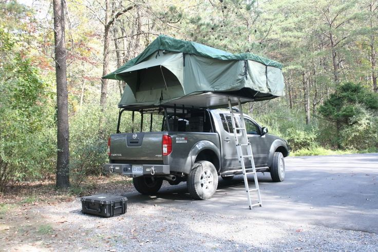 nissan frontier pickup truck camping pinterest nissan. Black Bedroom Furniture Sets. Home Design Ideas