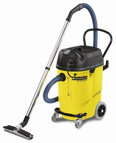 single-phase industrial wet and dry vacuum cleaner 35 - 55 L, 1 380 - 2 350 W | NT series KÄRCHER