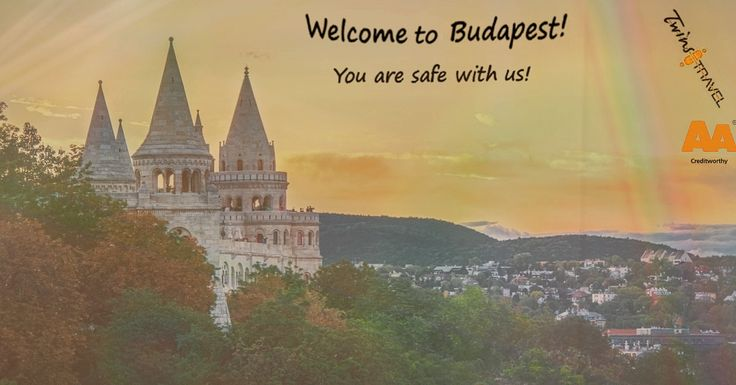 #twinstravelbp #twinstravel_budapest You are safe with us!