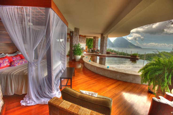 st lucia hotel jade mountain - Google keresés
