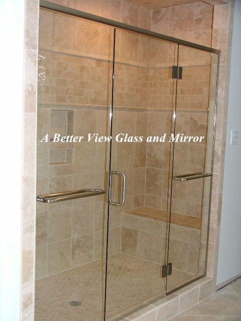 10 Images About Frameless Glass Shower Doors On Pinterest