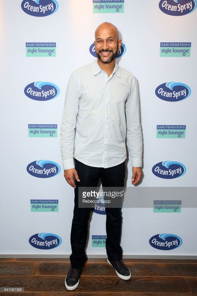 Keegan-Michael Key attends Kari Feinstein's Style Lounge presented by Ocean Spray at the Andaz Hotel on September 14, 2017 in Los Angeles, California.
