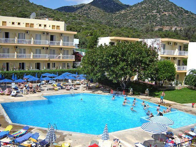 CK Alexandria - zájezdy, dovolená u moře a lastminute: Řecko - Atali Village Alexandria Club