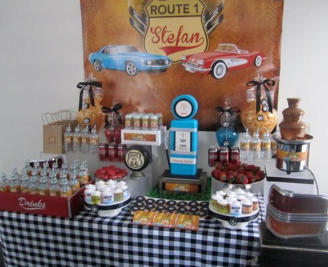 Retro Car Inspired Table by GLAM Wonderland - Paperblog