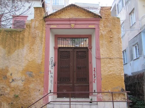 Roşaar Havrası - Rosaar Synagogue - Izmir