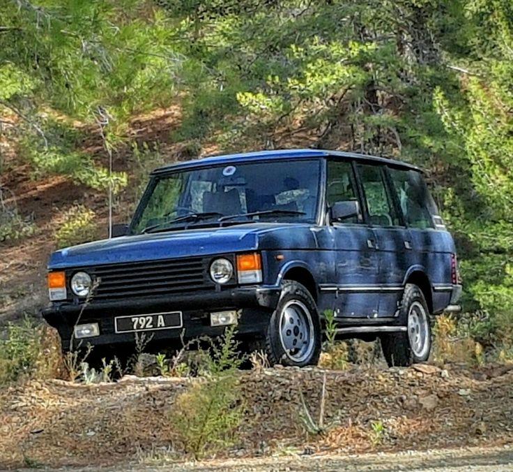 1515 Best RANGE ROVER Mk1 (1970-1996) Images On Pinterest