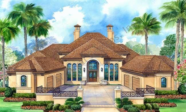 Two car garage car garage and double doors on pinterest for House plans with garage on side