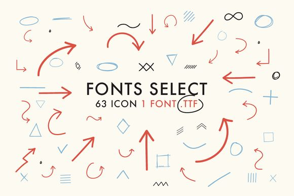 11 Weird and Crazy Fonts You Should Definitely Own ~ Creative Market Blog