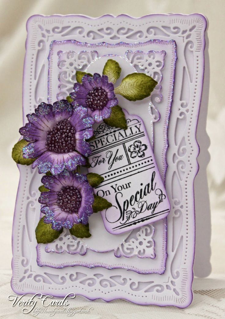 On your Special Day - Verity Cards