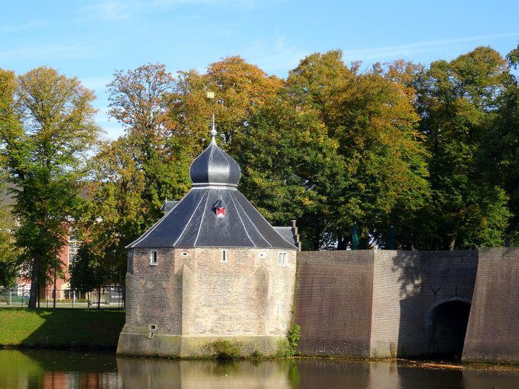 Kasteel Breda - NS Wandeling Mastbos
