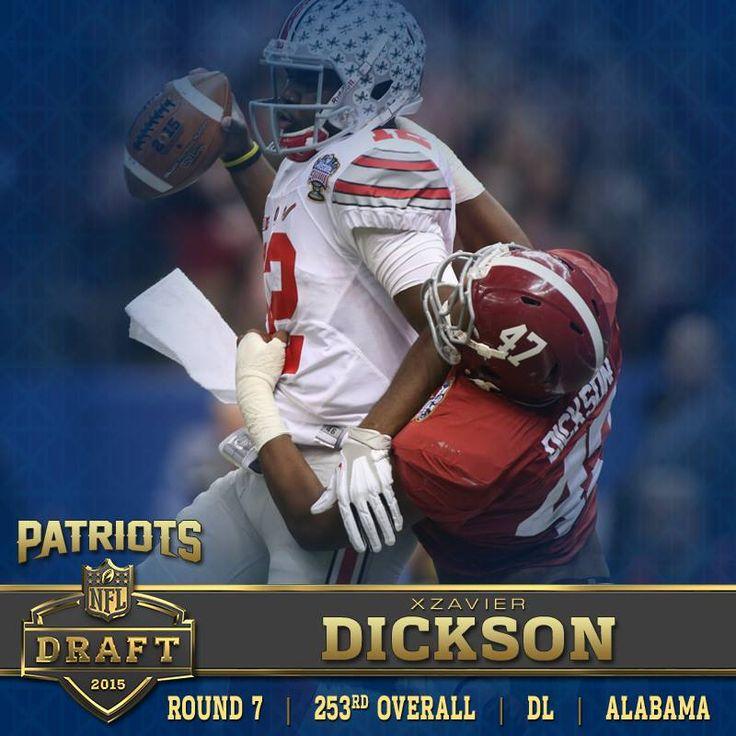 Draft 2015 : Xzavier Dickson