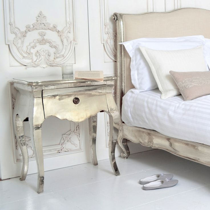 Riviera Bedside Table