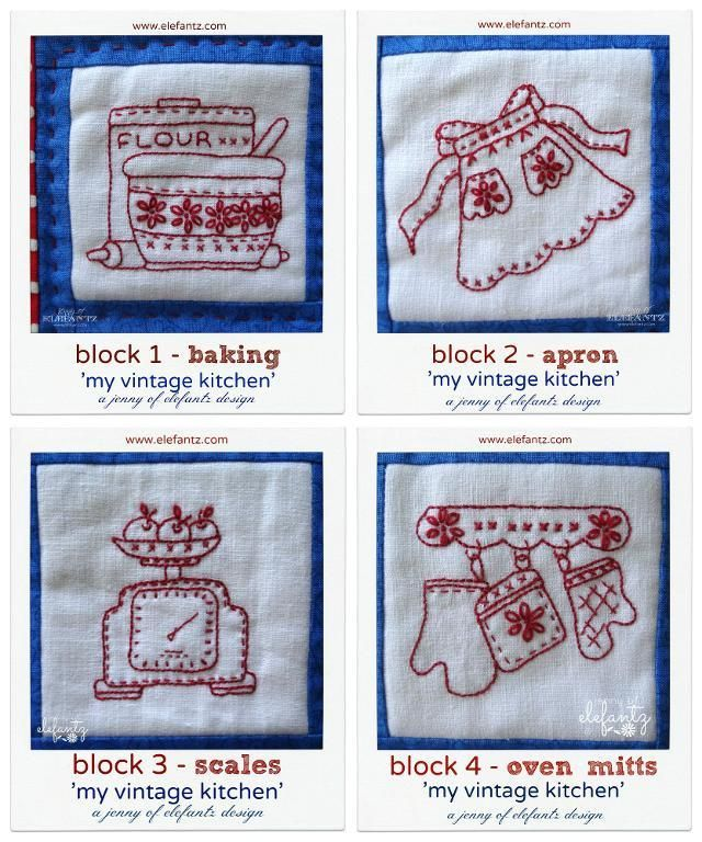 Free Embroidery Designs For Kitchen Towels Free Kitchen Embroidery