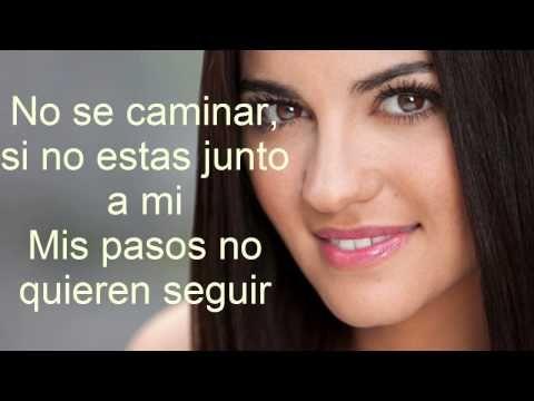 Todo Lo Que Soy (Maite Perroni y Alex Ubago) Letra HD - YouTube