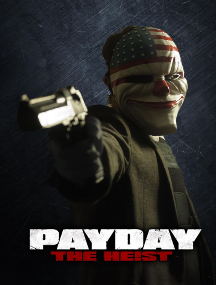 [Self] Dallas from Payday The heist/Payday 2