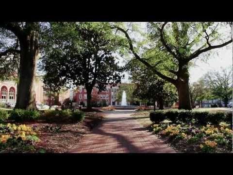East Carolina University Campus
