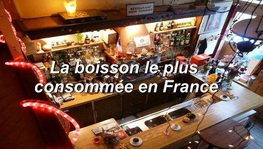 A votre avis, quelle est la boisson (à part l'eau)  la plus consommée en France  ? Un sujet qui divise dans les bistros du pays !!