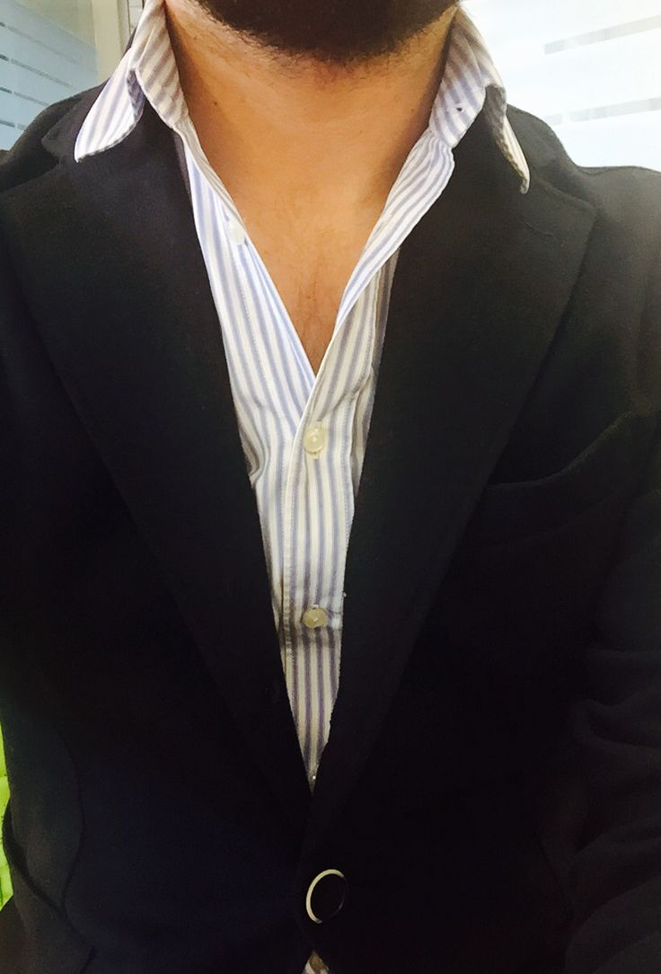 In barena casual blazer